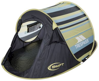 Stany SWIFT 2 PATTERN - PATTERNED POP-UP TENT SS21 - Trespass