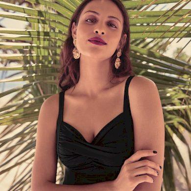 Style Michelle jednodílné plavky 7307 černá - Anita Classix