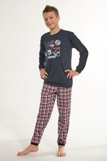 Chlapecké pyžamo 593/100 Kids sport - CORNETTE
