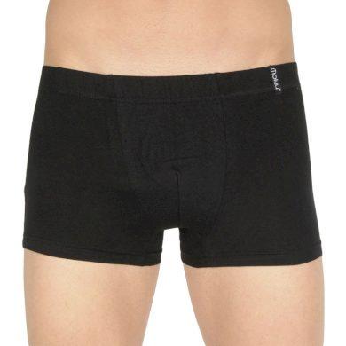 Pánské boxerky Molvy černé (MP-1038-BEU)