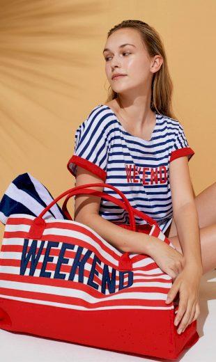 Plážová taška Weekend TR461 - Noidinotte