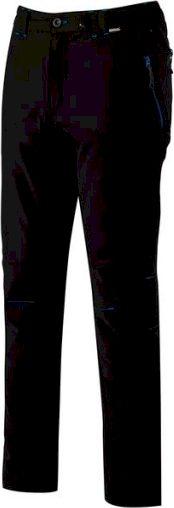 Pánské outdoorové kalhoty REGATTA  RMJ190R QUESTRA Černé