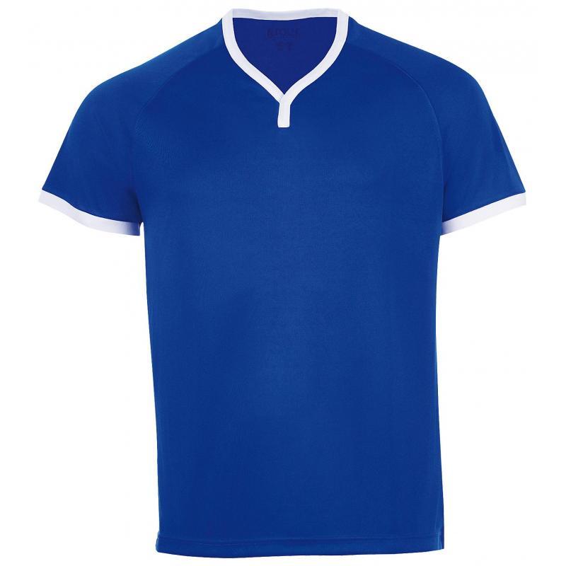 SOL'S ATLETICO Royal blue / White