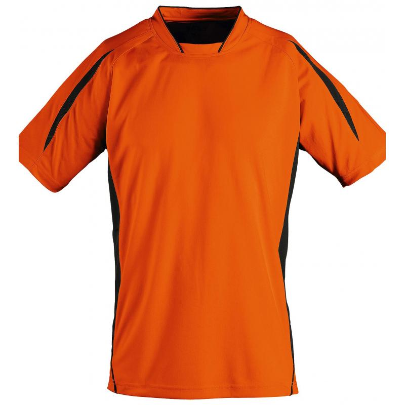 SOL'S MARACANA 2 SSL Orange / Black
