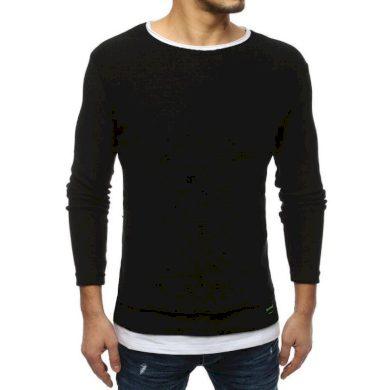 Pánský MODERN svetr černý