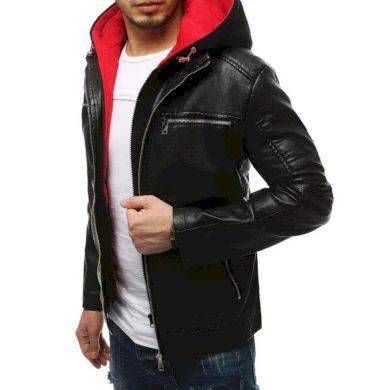 Pánská bunda černá TX3173