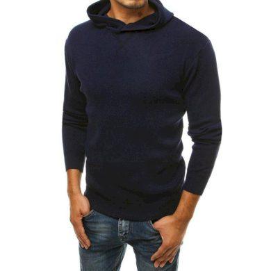 Pánský svetr s kapucí wx1464