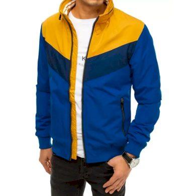 Pánská bunda přechodová modrá SPRING LITE