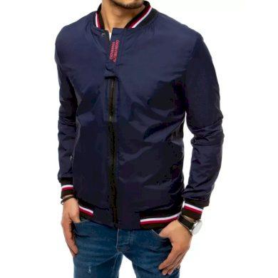 Pánská jarní bunda modrá ALESSANDRO