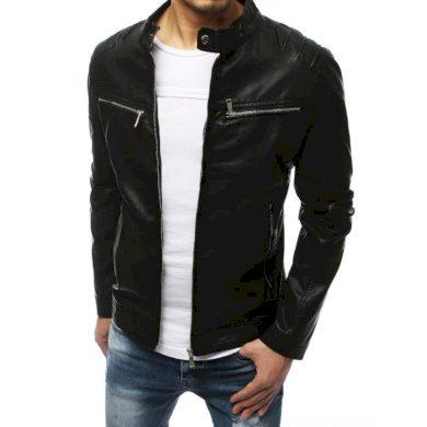 Pánská bunda koženka černá TX3200