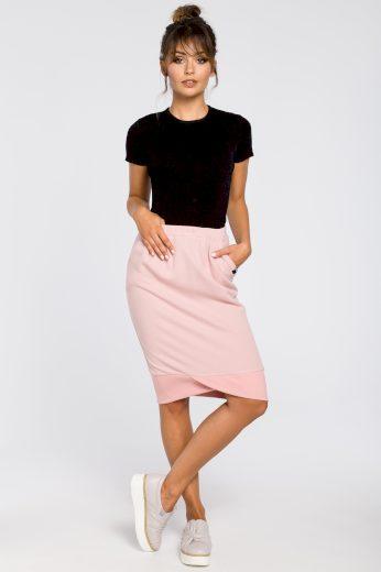 Sportovní sukně Be B049 růžová