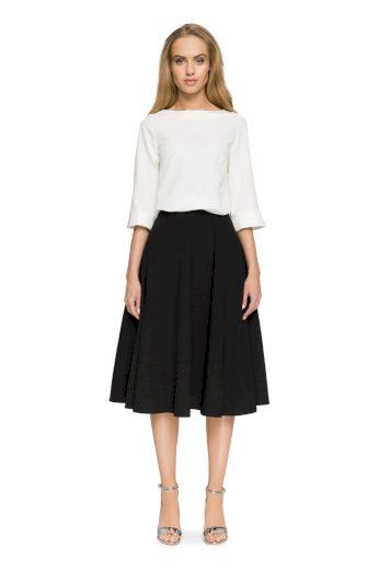 Elegantní sukně Style S006 černá
