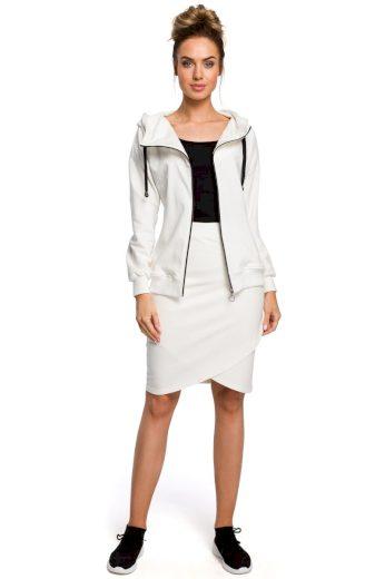 Sportovní sukně MOE M421 smetanová