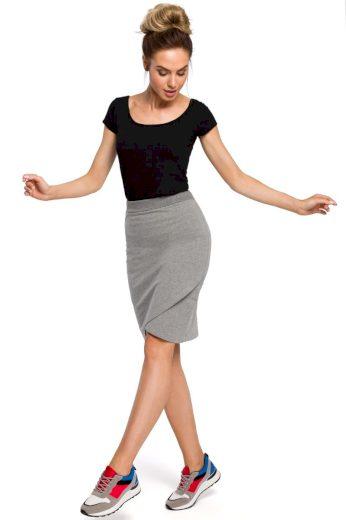Sportovní sukně MOE M421 šedá