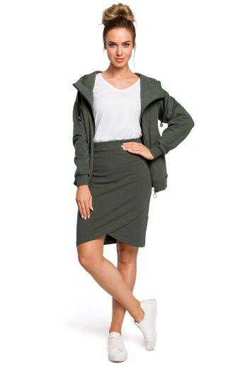 Sportovní sukně MOE M421 zelená