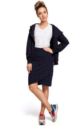 Sportovní sukně MOE M421 tmavě modrá