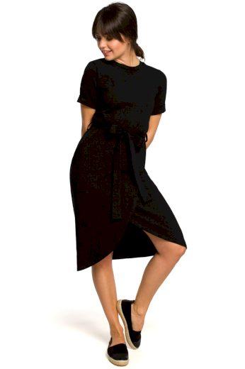 Letní šaty Be B118 černé