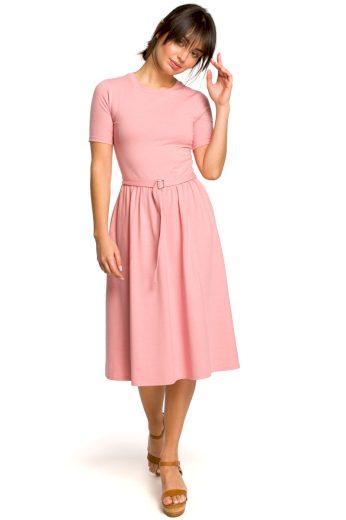 Letní šaty Be B120 růžové