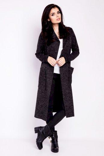 Kabátek InfiniteYou M118 tmavě šedý