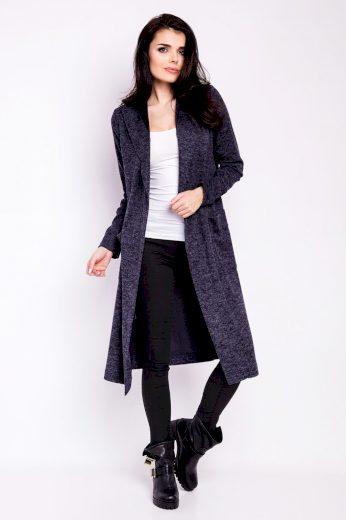 Kabátek InfiniteYou M118 tmavě modrý