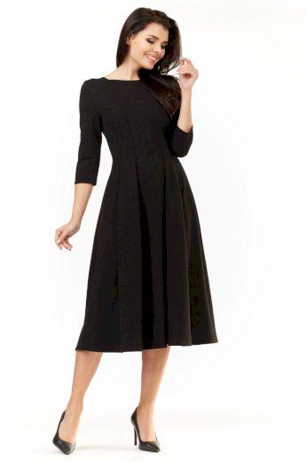 Elegantní šaty Infinite You M155 černé