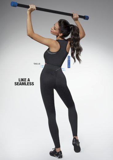 Sportovní legíny Bas Bleu Perfectbody černé