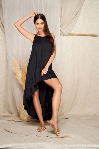 Lehounké letní šaty Lemoniade L368A černé