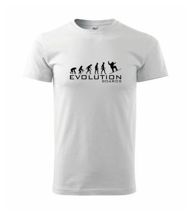 Evoluce Boards - Heavy new - triko pánské
