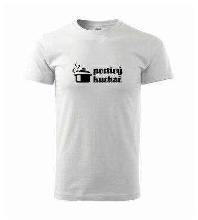 Poctivý Kuchař - Heavy new - triko pánské