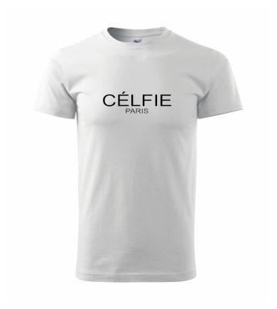 Célfie Paris - Heavy new - triko pánské