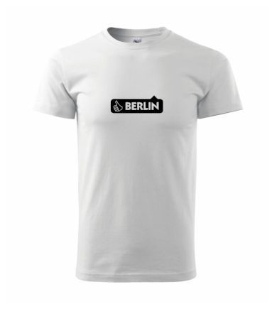 Berlin like - Heavy new - triko pánské