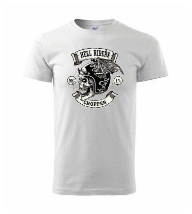 Hell Riders Chopper - Heavy new - triko pánské