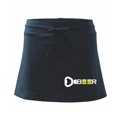 Otvírák Beer - Sportovní sukně - two in one
