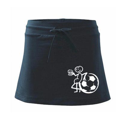 Velký fotbalista - Sportovní sukně - two in one