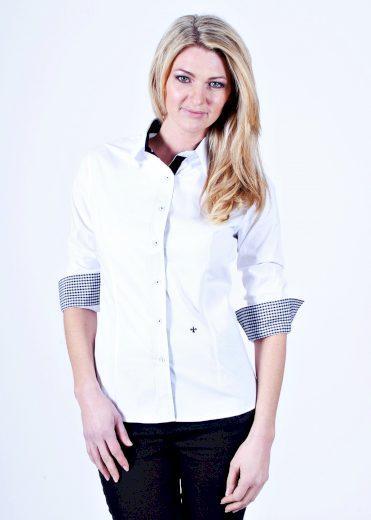 Luxusní dámská košile, sportovní halenka Pontto 1005-01