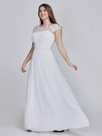 Ever Pretty nejen svatební šaty bílé 9993