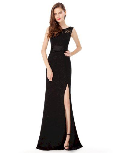 Ever Pretty plesové šaty černé 8949