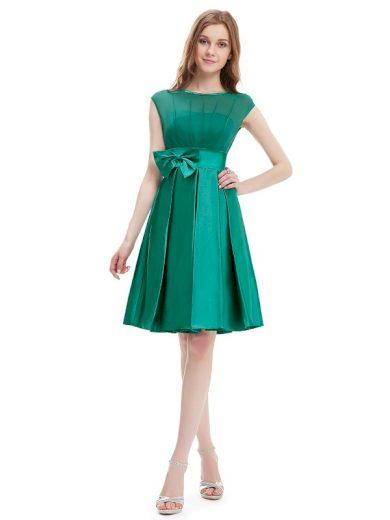 Ever Pretty šaty do tanečních, plesové zelené 6113