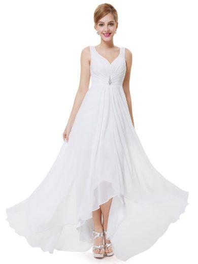 Svatební šaty bílé Ever Pretty 9983