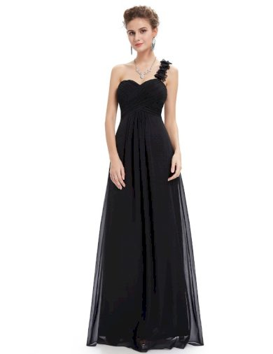 Ever Pretty plesové šaty černé 9768