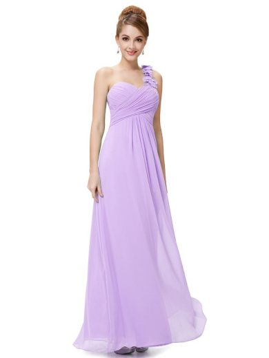 Ever Pretty plesové šaty fialové 9768 QP