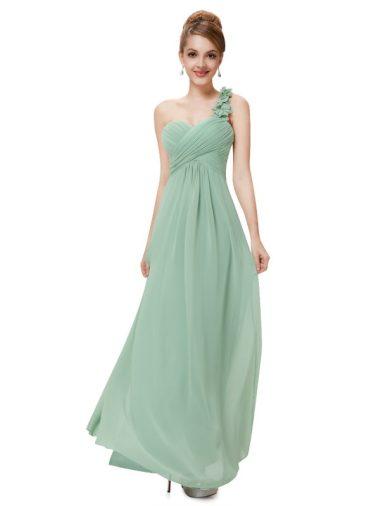 Ever Pretty plesové šaty mentolové 9768