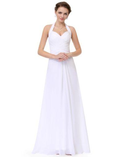 Ever Pretty nejen svatební šaty bílé 8487