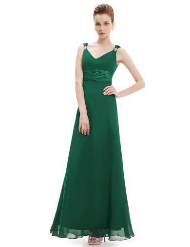 Ever Pretty plesové šaty zelené 9601
