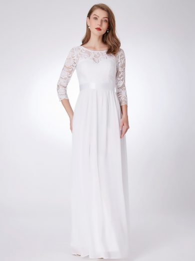 Ever Pretty svatební šaty 7412