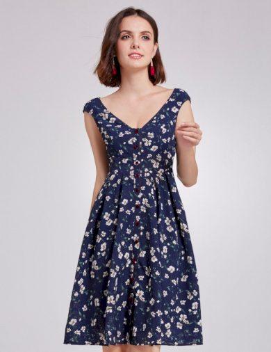 Ever Pretty letní krátké šaty 5799