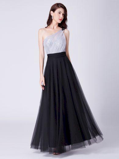 Dámské plesové šaty Ever Pretty černé 7404