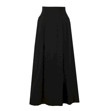 Bavlněná dlouhá sukně, sklady