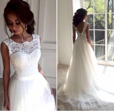 Svatební šaty Nilla