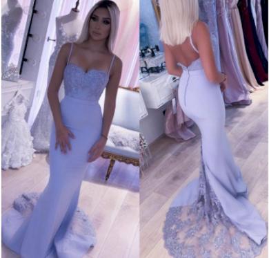 Luxusní tvarující večerní společenské šaty s ozdobami